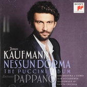 Nessun dorma : the Puccini album
