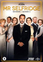 Mr Selfridge. Seizoen 3
