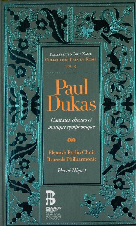 Cantates, choeurs et musique symphonique