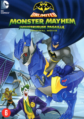 Batman unlimited : monster mayhem : original movie