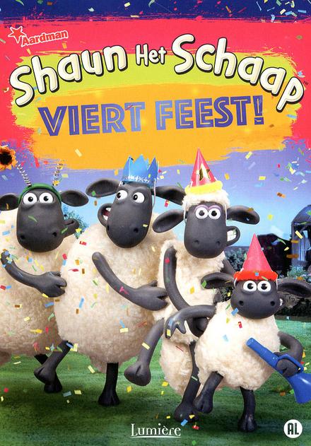 Shaun het schaap viert feest!