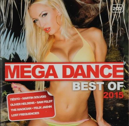 Mega dance : Best of 2015