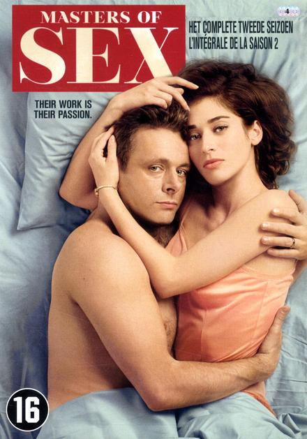 Masters of sex. Het complete tweede seizoen