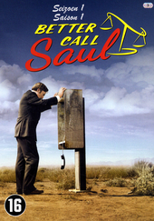 Better call Saul. Seizoen 1 / created by Vince Gilligan and Peter Gould