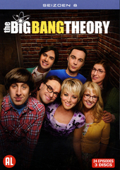 The big bang theory. Seizoen 8