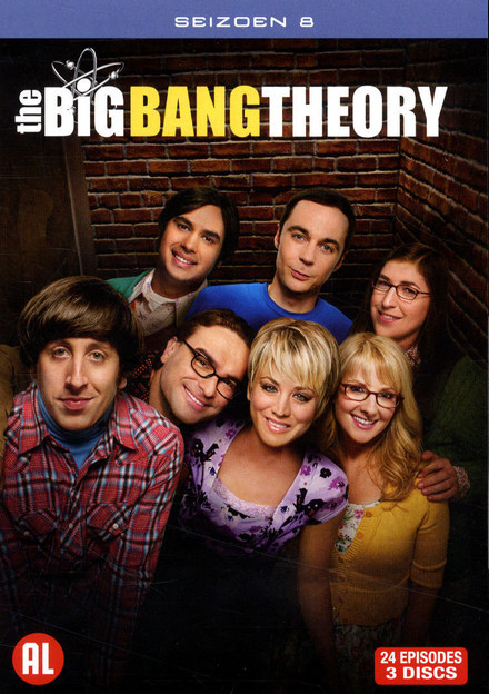 The big bang theory. Seizoen 8