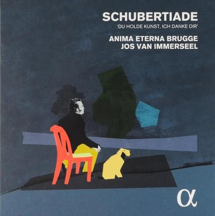 Schubertiade : du holde Kunst, ich danke dir