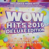 Wow hits 2016 : 36 of today's top Christian artists and hits
