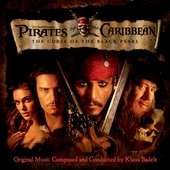 Pirates of the Caribbean : the curse of the Black Pearl: original soundtrack