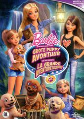 Barbie en haar zusjes in het grote puppy avontuur