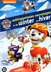 Reddingsmissies in de winter