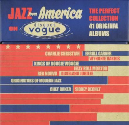 Jazz from America on Disques Vogue : La discothèque idéale - 41 albums originaux
