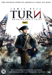 TURN : Washington's spies. Het complete eerste seizoen