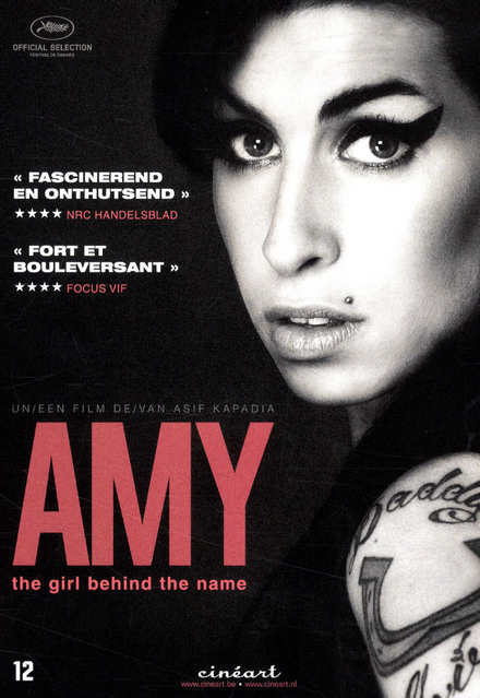 Amy : the girl behind the name