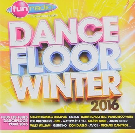Fun radio dancefloor winter 2016