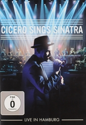Cicero sings Sinatra : Live in Hamburg