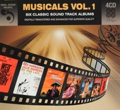 Musicals : Six classic sound track albums. vol.1