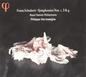 Symphonies Nos. 1, 3 & 4