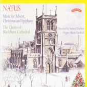 Natus : Music for Advent, Christmas and Epiphany