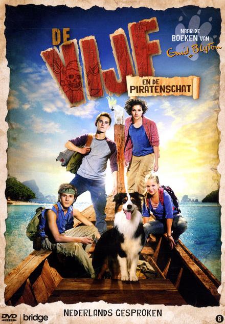 De Vijf en de piratenschat