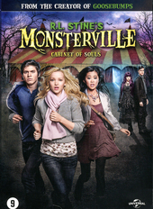 R.L. Stine's Monsterville : cabinet of souls