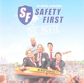 Safety first : the movie : the official soundtrack