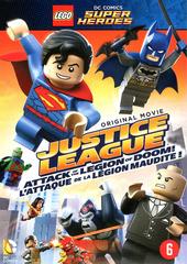 Justice League : attack of the Legion of Doom!