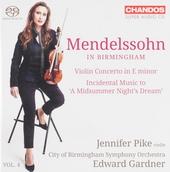 Mendelssohn in Birmingham. Vol. 4