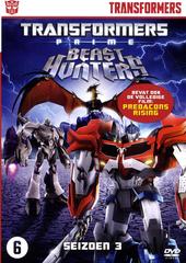 Transformers prime : beast hunters. Seizoen 3