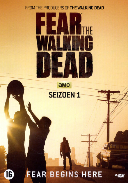 Fear the walking dead. Seizoen 1