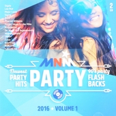MNM party 2016. Volume 1. Newest party hits [and] 90's party flash backs