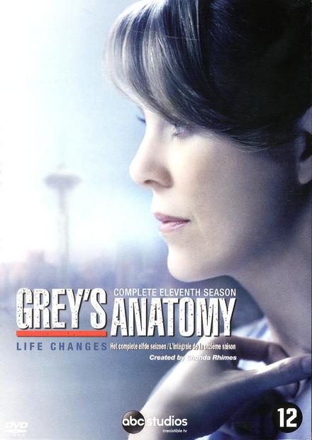 Grey's anatomy. Het complete elfde seizoen