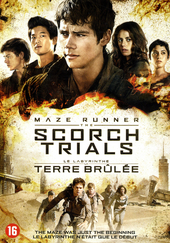 Maze runner : the scorch trials