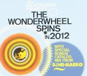 The wonderwheel spins in 2012
