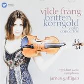 Britten, Korngold : violin concertos