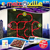Metroville : connecting stations