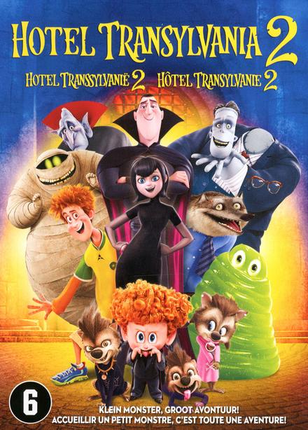 Hotel Transsylvanië 2
