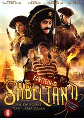 Kapitein Sabeltand en de schat van Lama Rama