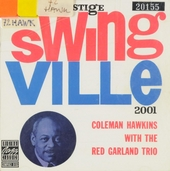 Coleman Hawkins with The Red Garland trio
