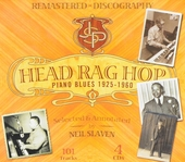 Head rag hop : piano blues 1925-1960