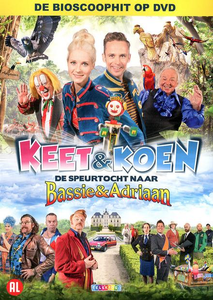 Keet & Koen en de speurtocht naar Bassie & Adriaan
