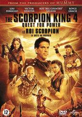 The scorpion king 4 : quest for power