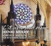 L'oeuvre pour orgue