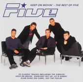 Keep on movin' : The best of Five