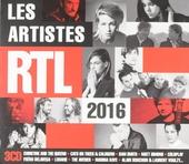 Les artistes RTL 2016
