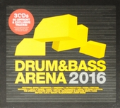 Drum & bass arena 2016