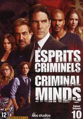 Criminal minds. Seizoen 10