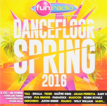 Fun dancefloor spring 2016