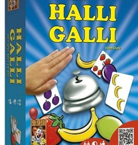 Halli Galli : het spel met de bel