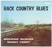 Back country blues : 1947-1955 Savoy recordings